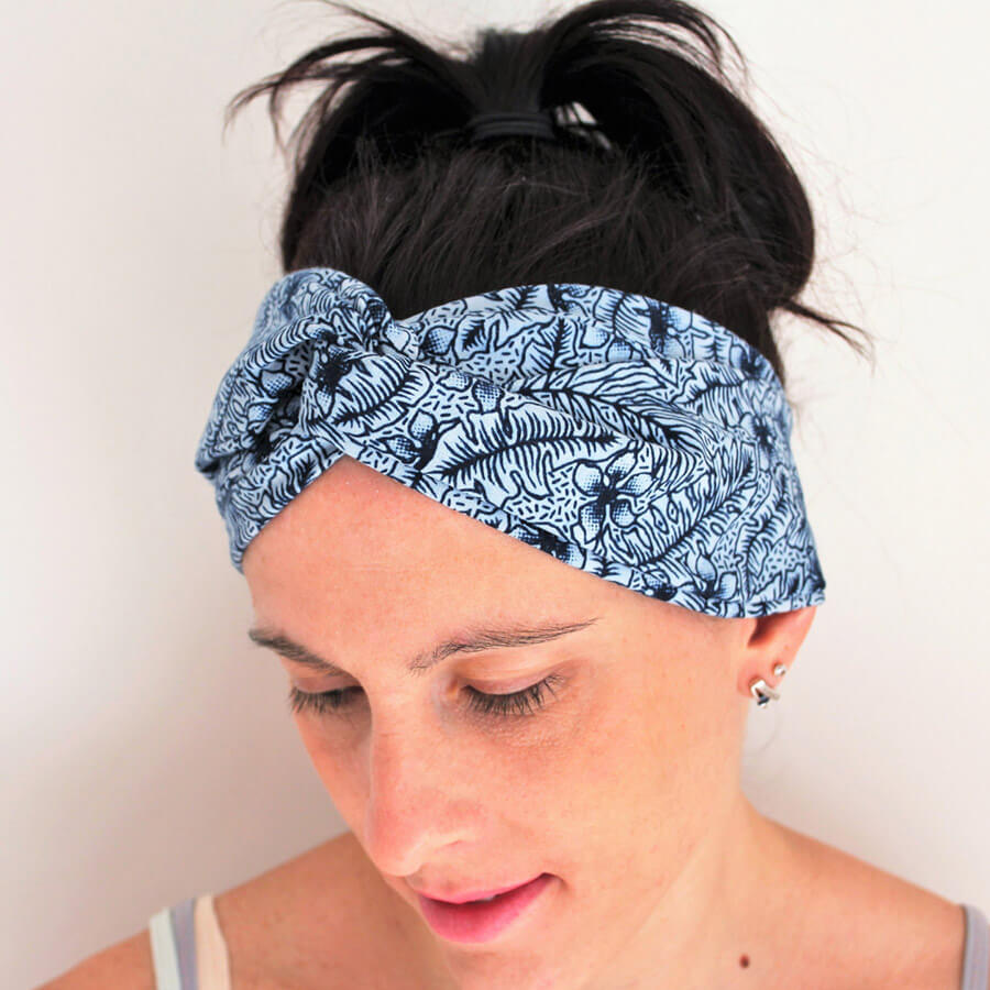 Headbands and Bandeau - Tropical Trends